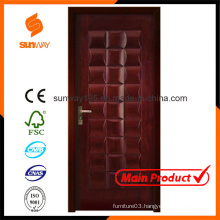 New Design Wooden Door with Competitive Price