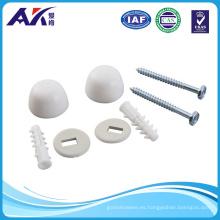 Tornillo de fijación de alta calidad para lavabo o Toliet