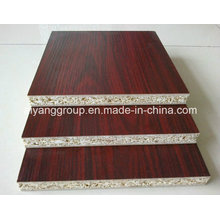 4ftx8FT Embossed/Glossy/Matt Finish Melamine Particleboard/Chipboard for Wall Panel