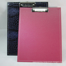 A4 Special PVC File Clip Board / File Holder Clip Board