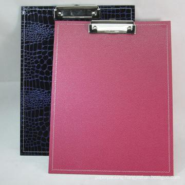 A4 Special PVC File Clip Board / File Holder Clip Board