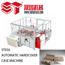 AUTOMATISCHE HARDCOVER CASE MACKING MACHINE