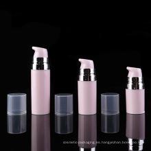 Botella de pulverizador de plástico, botella sin aire (NAB03)
