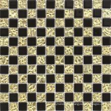13 Facetten Diamant Spiegel Glas Quadrat Mosaik Fliesen