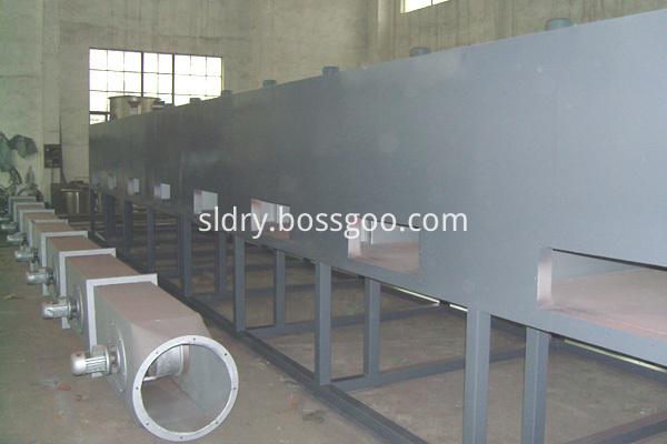 Belt Drying Machine