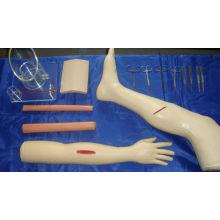 Quirúrgico integral de habilidades de formación combinado cirugía modelo