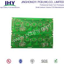 Fabricación personalizada de prototipos de PCB de giro rápido FR4 94v-0