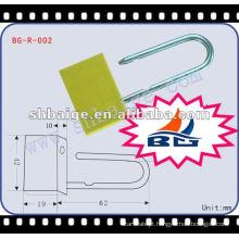 Selos de cadeado de segurança BG-R-002 Selos de cadeado, vedação