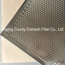 Stainless Steel Food Perforated Mesh Tray