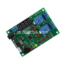 Conjunto da placa de circuito do regulador térmico PCB
