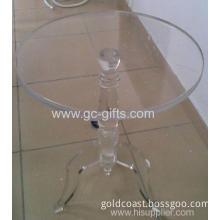 Transparent Acrylic Decoration Table Furniture
