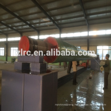 fibreglass filament wound (GRP/FRP) pipe machine production line
