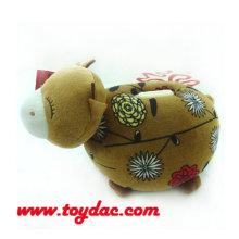 Plush Animal Money Box Toy