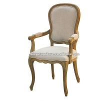Design chaud Chaise de style en bois XF1037
