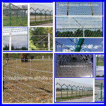 Different kinds of barbed wires prices per roll manufacture to philippines ISO 9001