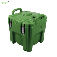 30L Insulated Plastic Containers Insulation Barrel Food Carrier