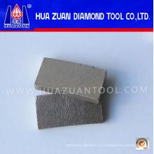 Сегмент Алмазный высокая эффективность пилы для гранита