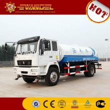 Precio del camión del tanque de agua del acero inoxidable de la marca 4x4 4X2 6x4 de la marca de China
