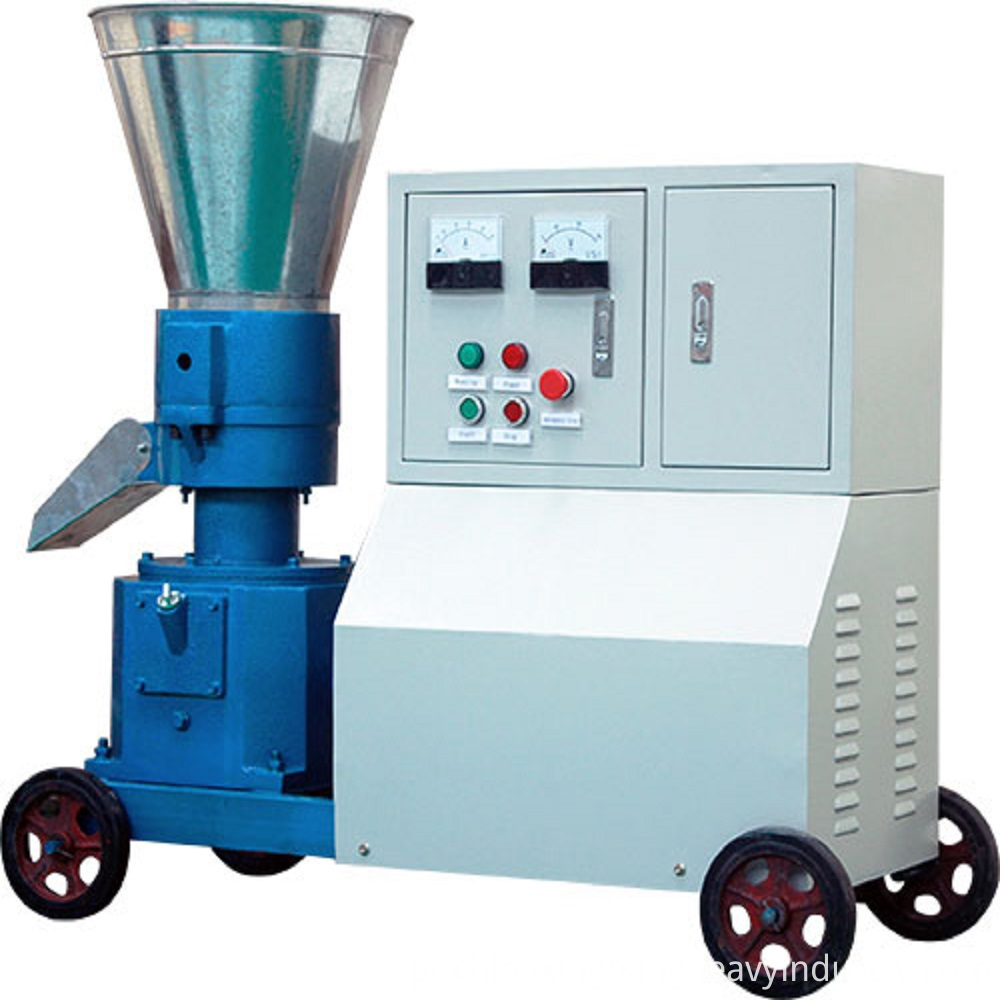 Small Flat Die Pellet Mill for Home
