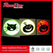 Хэллоуин смешные светоотражающая наклейка