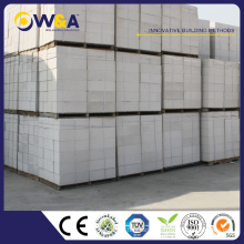(ALCB-120) El edificio de China con los bloques de Hebel del sistema de la pared de Hebel para la venta