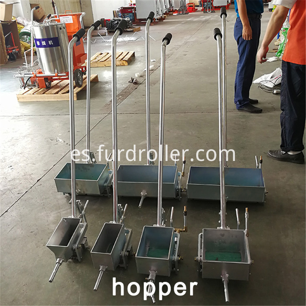 Traffic Line Marking Machine