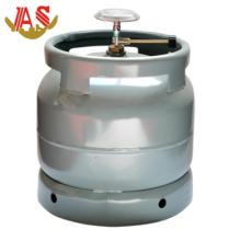 Bouteille de gaz GPL & réservoir d'essence en acier (AS-LPG-6KGD)