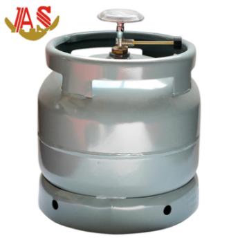 LPG Gas Cylinder&Steel Gas Tank (AS-LPG-6KGD)