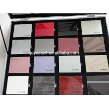 Tableros de MDF revestidos UV de alto brillo / Tableros de MDF lacados UV / Tableros de MDF brillantes de color de grano de madera
