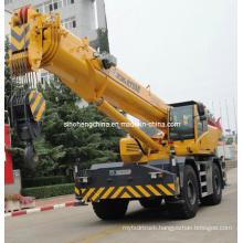 55ton China XCMG Rt55e Rough Terrain Crane for Sale
