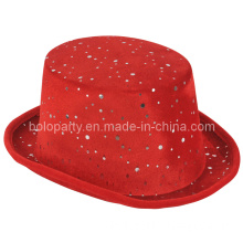 Red Sequin Party Hat (BL1075)