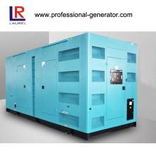 680kw 850kVA Diesel Silent Generator para venda