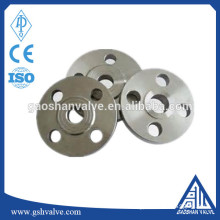 stainless steel din 2577 pipe flange