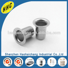 customized stamping stainless steel hollow eyelet