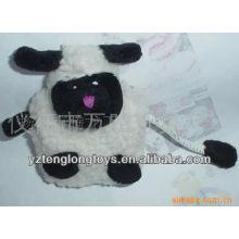 2013 новый дизайн детей игрушки ленты овцы форме плюшевой ленты