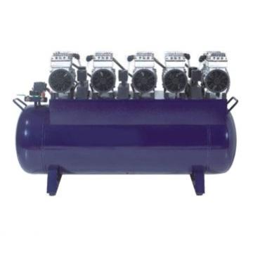 Стоматологический воздушный компрессор с бензобаком на 40 литров для стоматологического кресла