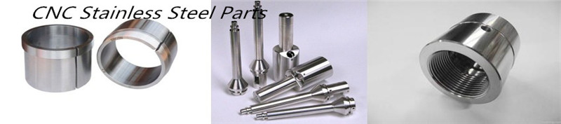 Cnc machining stainless steel part