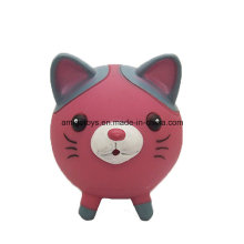 Мини Круглая Пластмассовая Забавная Игрушка Кошки Животных