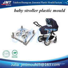 OEM easy moving plastic injection molding baby stroller high precision mould tooling factory