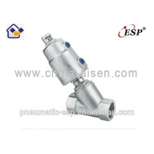 ESP SERIES STAINLESS STEEL BEVEL VALVE