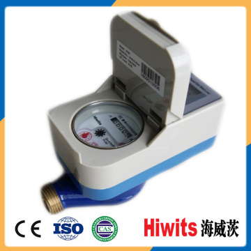 Dn15-25mm Multi Jet Prepaid Water Meter with Prepayment Function and IC/RF Cards