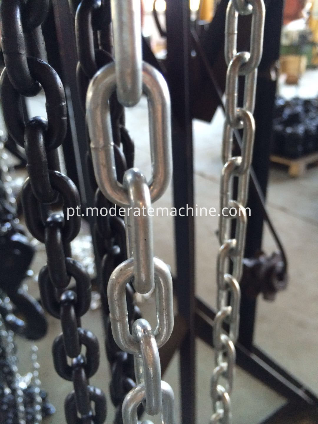 load chain & hand chain of chain hoist