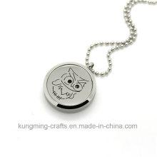 El collar más nuevo del colgante del Locket del perfume para la muchacha