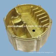 Pressure Die Casting Brass Part for Lighting in Foshan