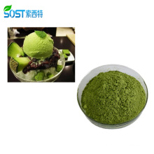 ISO Certified SOST Manufacturer Pure  Matcha Powder Organic