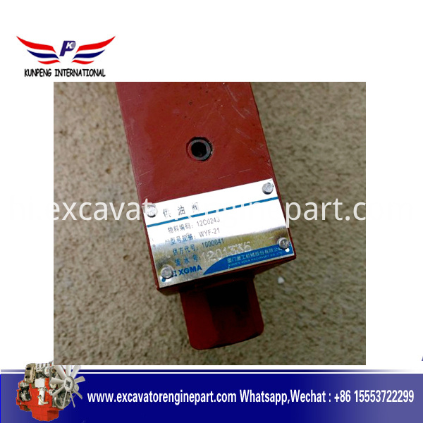 Spare Parts For Xgma Loader Oil Valve 12c0243