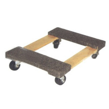 Rectangle Wooden Moving Dolly Made in China