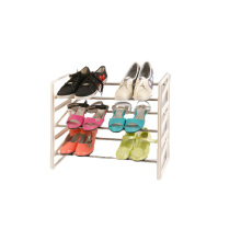 3-Layers Overall Style Shoe Rack Weighs 690g (FH-SR0303)