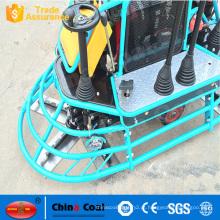Tipo de condução máquina de acabamento de concreto Power Trowel