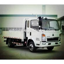 Camión del cargo de SINOTRUK 6 * 4 / camión de la caja del cargo / camión de la caja de la furgoneta / camión ligero del cargo para la capacidad de carga 3-15T